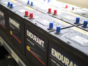 endurant car battery